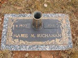 Marie Maxine <i>Capps</i> Buchanan