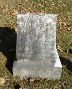 Judith <i>Rush</i> Frost