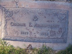 Charles Earl Armantrout
