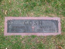 Mary E. <i>Saba</i> Gosh