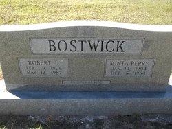 Minta <i>Wilcox</i> Bostwick