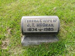 Teresa Elizabeth <i>McGraw</i> McGrail