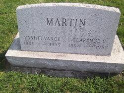 Vashti <i>Vance</i> Martin