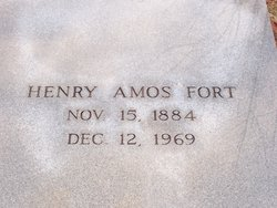 Henry Amos Fort