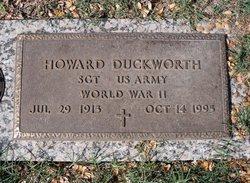 Howard Duckworth