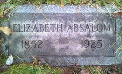 Elizabeth Absalom