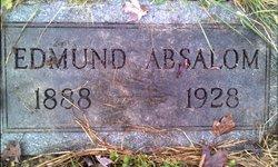 Edmund Absalom
