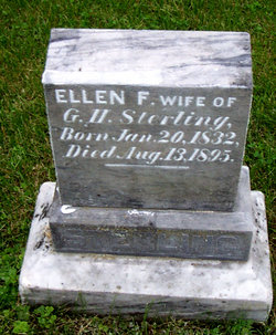 Ellen <i>Fitzgibbons</i> Sterling