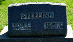 Grace B. <i>Brightman</i> Sterling