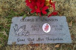 George E. Old Face Atkinson