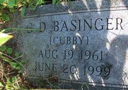G D Cubby Basinger