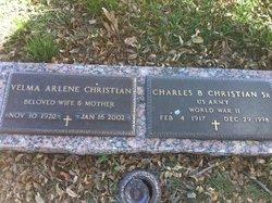 Charles Bennett Christian, Sr