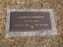 James D Andrews