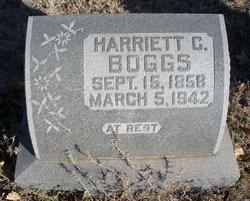 Harriett Caroline <i>Jackson</i> Boggs