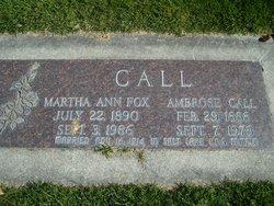 Ambrose Call