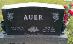 Rene Ann <i>Mahler</i> Auer