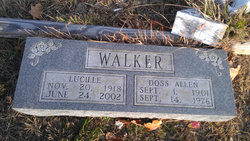 Doss Allen Walker