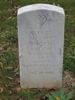 Alfred Moore Bacon