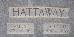 Amos Hattaway