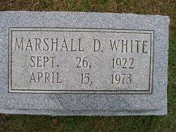 Marshall D. White