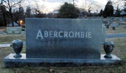 Augusta <i>Dyer</i> Abercrombie