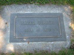 Hazel M <i>Charley</i> Ulrich