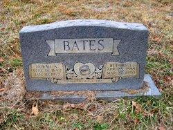 Norah <i>Kimsey</i> Bates