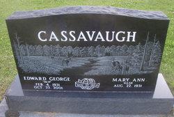 Edward Skip Cassavaugh