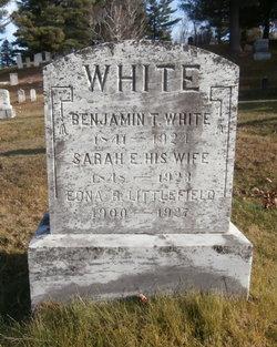 Sarah E. White