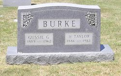 Gussie <i>Gochenour</i> Burke