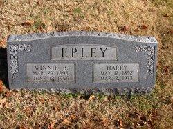 Winnie B. <i>McRoy</i> Epley