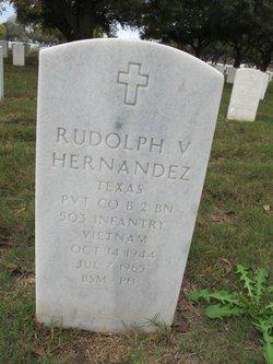 Pvt Rudolph Villalpane Hernandez