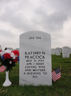 Kathryn <i>Roberts</i> Peacock