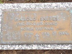 Harold Snipes
