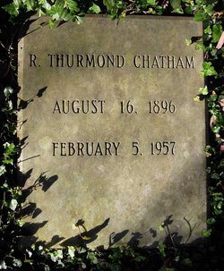Richard Thurmond Chatham