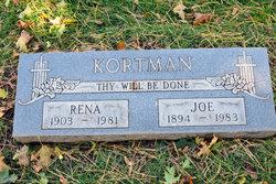 Rena <i>De Jong</i> Kortman