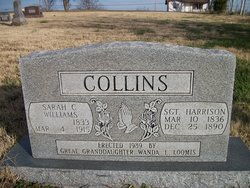 Sarah C. <i>Williams</i> Collins