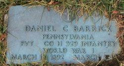 Daniel Carson Barrick