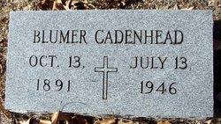 Blumer Cadenhead