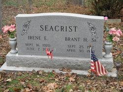 Irene Elizabeth <i>Young</i> Seacrist