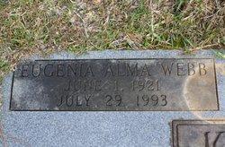 Eugenia Alma <i>Webb</i> Klotz