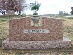 Ruth <i>James</i> Bowman