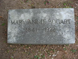 Mary Annie <i>Fulford</i> Bogart