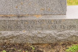 Catherine Alter <i>Fox</i> Eppley
