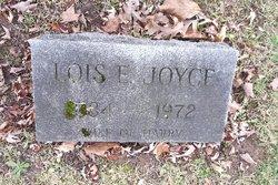 Lois E. <i>Fellows</i> Joyce