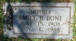Emily Bertha <i>Ludwig</i> Bone