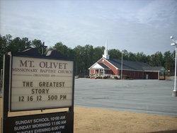 Mount Olivet Baptist Church Cemetery #1