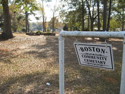 Boston Community Cemetery