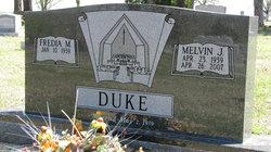 Melvin Junior Duke