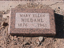 Mary Ellen <i>Croom</i> Hildahl